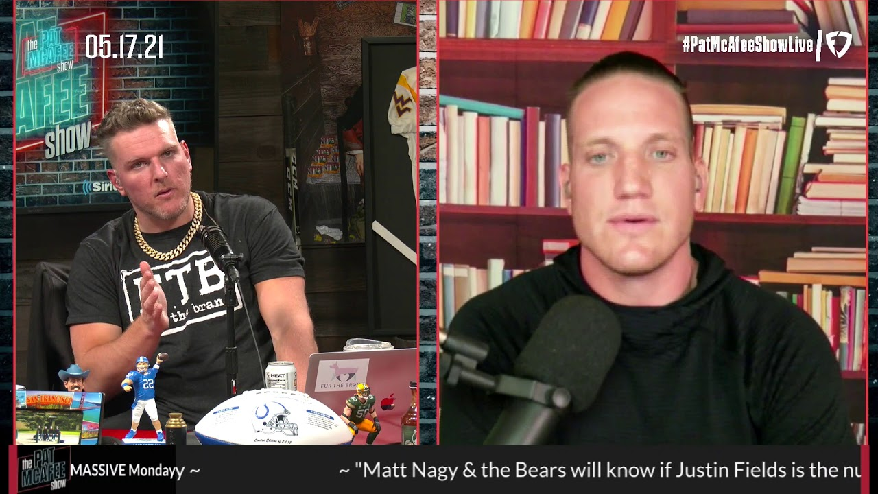 The Pat McAfee Show | Monday May 17th, 2021