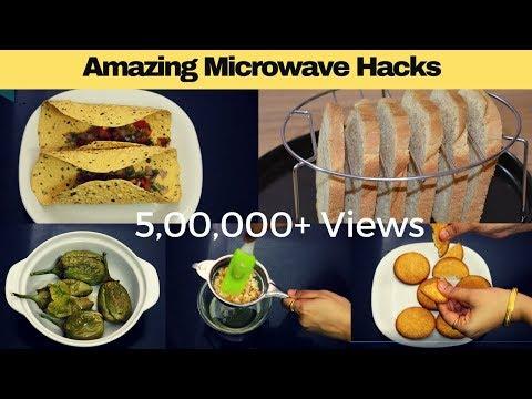 Amazing Microwave Food Hacks | Microwave Tips & Tricks | Easy Microwave Recipes | Urban Rasoi