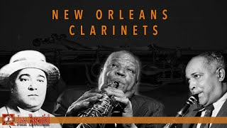 New Orleans Clarinets