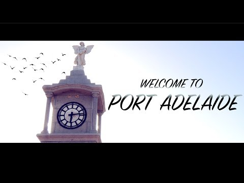 Come Down To Port Adelaide! | Checkat!