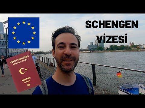 Uzun Süreli Schengen Vizesi Alma Sanatı-Nasıl Bu Kadar Çok Gezebiliyorum