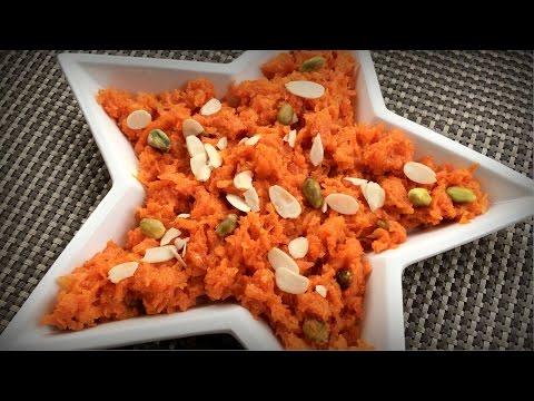 গাজরের হালুয়া || Gajorer Halua Bangla || Carrot Halwa || How to make gajorer halua