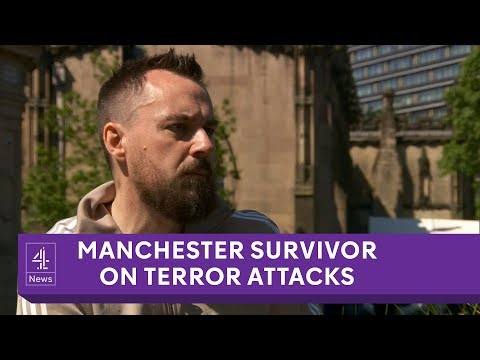 Manchester Arena terror survivor on the attack that changed his life