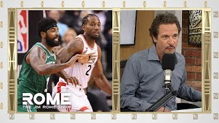 The Lakers Have $32 Million For Kawhi or Kyrie | The Jim Rome Show