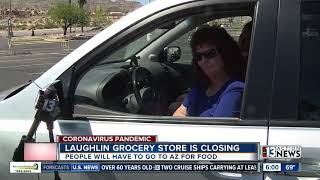 Laughlin grocery store closing