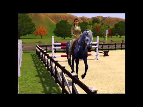 My Horses *Sims 3 Pets*