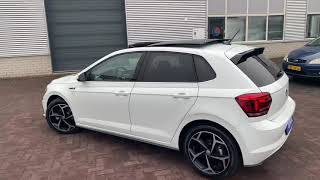 English review Volkswagen Polo R-line 2019 inside & outside