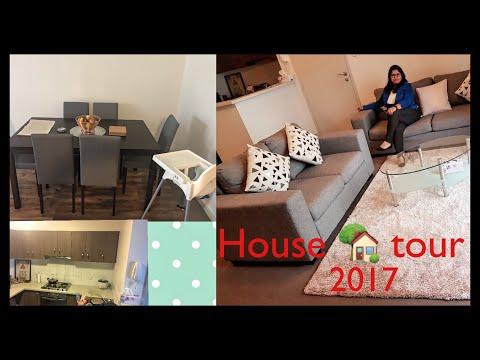 Indian (NRI) Rented Apartment Tour 2017 ll Simple & Functional l lndian MOM in Australia