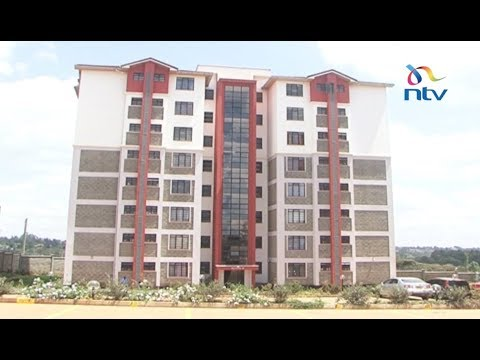 Government's 1 million affordable housing project to cost Ksh 2.3 trillion