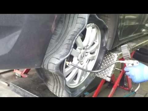 Honda - NITROGEN in tyres