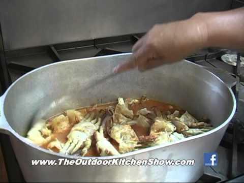 Crab & Shrimp mole