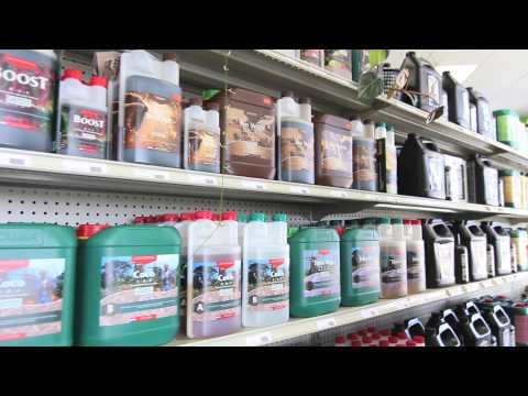 Indoor Gardens Hydroponic Store in Akron Ohio