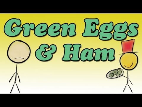Green Eggs And Ham Song Slaying The Mongoose Cover Book Cover