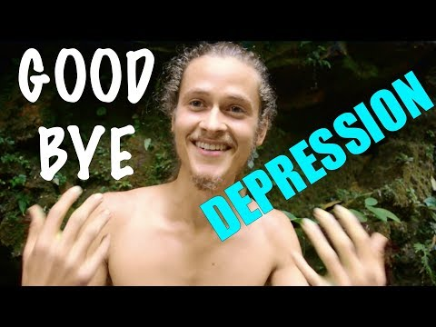 HOW I OVERCAME MY DEPRESSION NATURALLY (AND YOU CAN TOO!!)