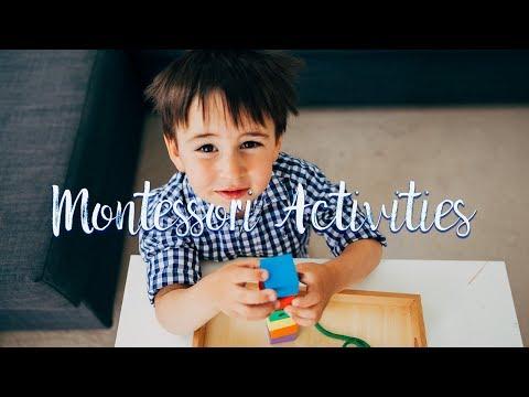 Montessori Activities part 2 | Home