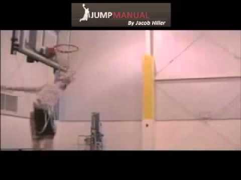 Vertical Jump Manual Review Testimonial by Matthew Godley