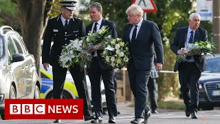 Killing of MP Sir David Amess was terrorist incident, police say - BBC News