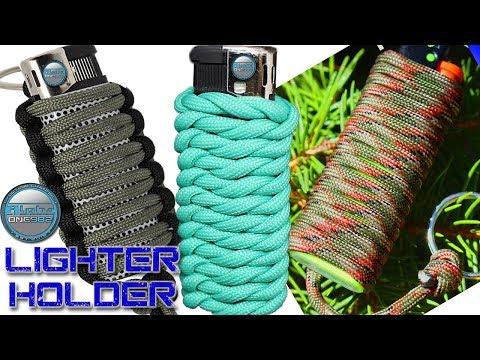 Top 3 Ultimate Paracord Lighter Wrap DIY Tutorial