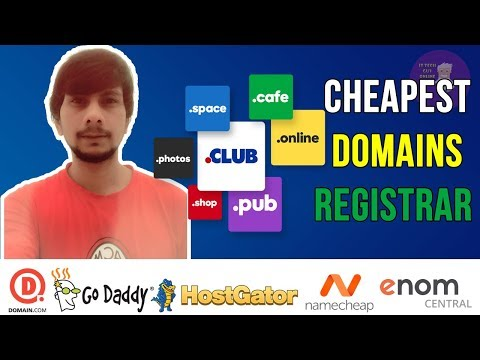 How To Find Cheapest Domains For Website!!!