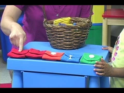 Pre-K Math Lesson: Measuring with Tag Bags
