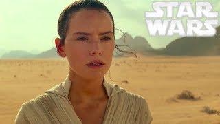 Download HUGE Rey's Parents EASTER EGG Spotted In Star Wars Episode IX Trailer - The Rise of Skywalker Video