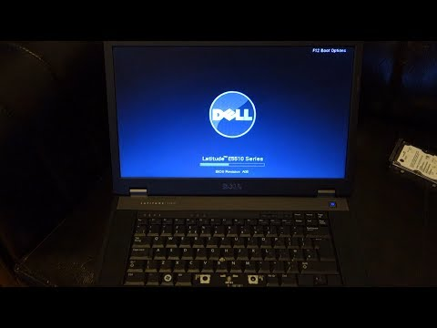 Overview, upgrade and quick repair of a DELL Latitude E5510