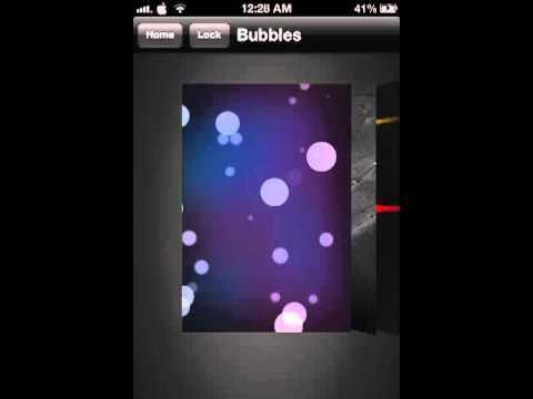 Nexus live wallpaper tweak (free)