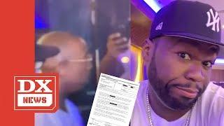 50 Cent Clowns Ja Rule & Irv Gotti New York City SOBs Incident Video Footage