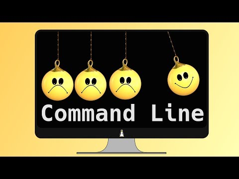 00. Why you MUST use the Command Line (MOTIVATION)