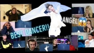 BTS Jimin Solo Dance Reactions MELON MUSIC AWARDS