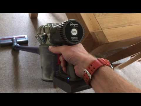 Fault with Dyson DC59