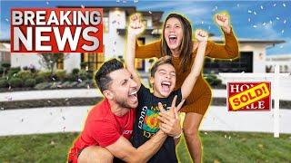Our DREAM FINALLY CAME TRUE!! **EMOTIONAL** | The Royalty Family