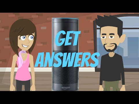What Can I Ask My Amazon Echo?