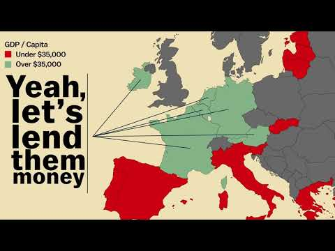 Why would the European Monetary Union break apart? Evidence from the Greek crisis.