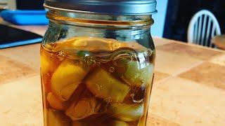Local garlic find plus making fermented honey garlic