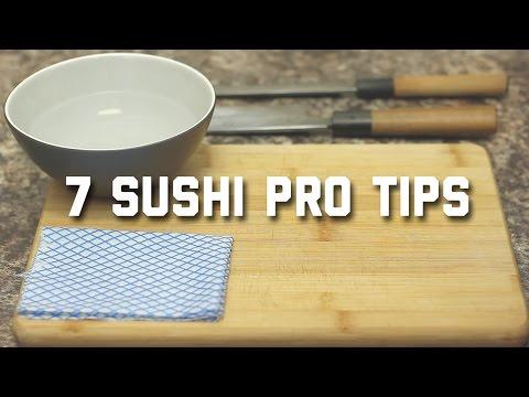SUSHI TIPS