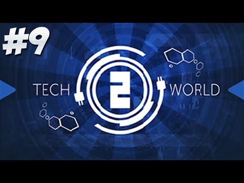 Tech World 2 - Ep.9 - Portable Tanks & The Smeltery!