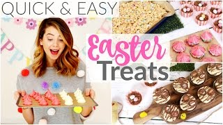 6 Quick & Easy Easter Treats | Zoella