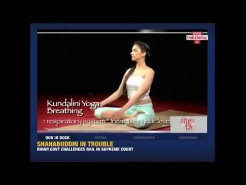 Yoga Ira : Yoga To Cure Hangover & To Quit Smoking