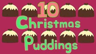 10 Christmas Puddings