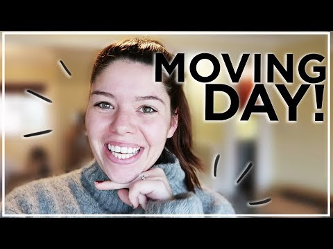 MOVING IS HARD! (but also so fun)