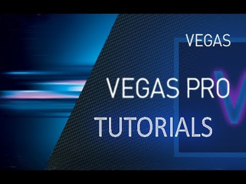 Vegas Pro 15 - How to Add Static and Animated 2D Text and Titles [Tutorial]