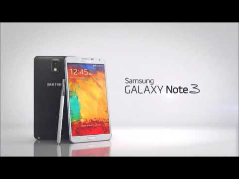 Samsung Galaxy Note 3 All Ringtones
