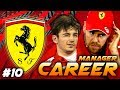 F1 2019 FERRARI MANAGER CAREER I WILL BE FIRED IF I DON39T GET 1ST 10