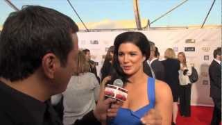 Critic's Choice Movie Awards: Exclusive Interview Gina Carano