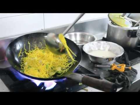 singapuri noodles recipe