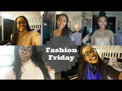FASHION FRIDAY: College First Week OOTW