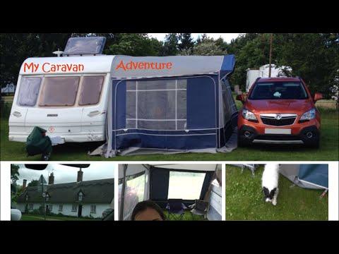 My Caravan Adventure- Day 1