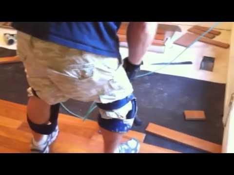 How To Use A Hardwood Nail Gun
