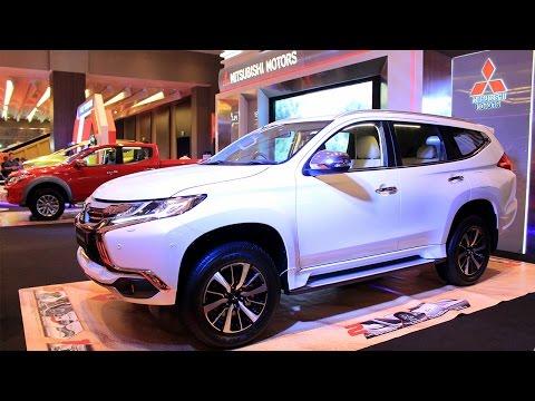 Mitsubishi Indonesia di Pameran Otomotif Medan 2017